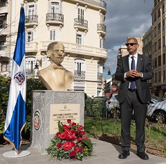 "Loor a Juan Pablo Duarte, Padre de la Patria Dominicana • <a style=""font-size:0.8em;"" href=""http://www.flickr.com/photos/137394602@N06/49486202227/"" target=""_blank"">View on Flickr</a>"