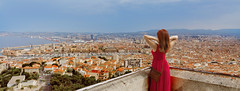 Marseille (yuanxizhou) Tags: composition light amazing redroofs historical city portrait travelphotography marseille france europe