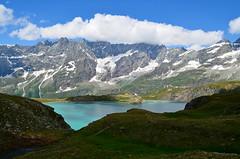 Lago Goillet , 2550 m (dino_x) Tags: cervino matterhorn panorama landscape mountains alpi alps lago lake water acqua montagna allaperto nature riflessi reflections paesaggio roccia neve ghiaccio italy