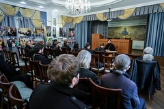 03 февраля 2020, Начались занятия на курсах повышения квалификации священнослужителей