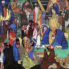 IMG_5026 Rudolf Kalvach 1883-1932 Wien Sainte Famille  Holy Family 1907-1908 Wien Leopold Museum