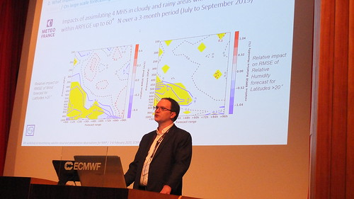 Philippe Chambon (Météo-France), Joint JCSDA/ECMWF/NWP SAF workshop, Reading, February 2020