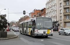 4153 128 (brossel 8260) Tags: belgique bus delijn brabant