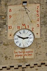 Le petit patrimoine de Dieulefit (Drôme) (bernarddelefosse) Tags: dieulefit drôme rhônealpes france patrimoine cadransolaire
