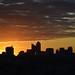 Sunrise at La Défense