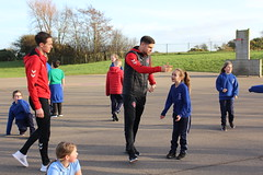IMG_8153 (fleetwoodtownfc) Tags: community danny andrew josh morris stanah primary school move learn