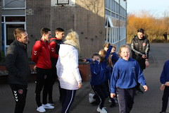 IMG_8136 (fleetwoodtownfc) Tags: community danny andrew josh morris stanah primary school move learn