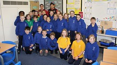 011 Stanah Move and Learn (fleetwoodtownfc) Tags: community danny andrew josh morris stanah primary school move learn