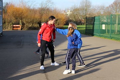 IMG_8138 (fleetwoodtownfc) Tags: community danny andrew josh morris stanah primary school move learn