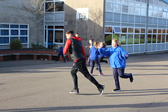 IMG_8139 (fleetwoodtownfc) Tags: community danny andrew josh morris stanah primary school move learn