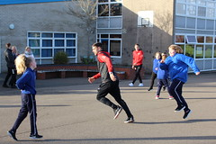 IMG_8140 (fleetwoodtownfc) Tags: community danny andrew josh morris stanah primary school move learn
