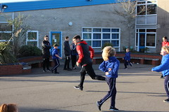 IMG_8142 (fleetwoodtownfc) Tags: community danny andrew josh morris stanah primary school move learn