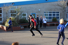 IMG_8143 (fleetwoodtownfc) Tags: community danny andrew josh morris stanah primary school move learn
