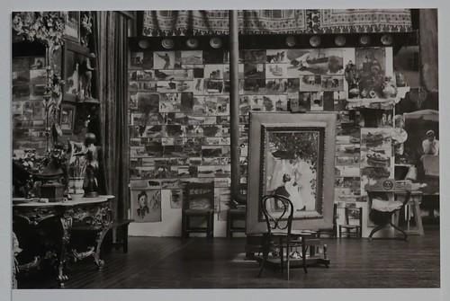 Les petits formats dans leur cadre originel dans la maison du maître, , Joaquín Sorolla y Bastida (18631923), Musée des Beaux-Arts, Bilbao, Biscaye, Pays basque, Espagne.