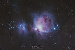 M42 - The Orion Nebula (kelian6798) Tags: m42 deepsky astrophotography nebula orion