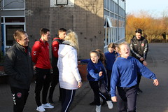 IMG_8137 (fleetwoodtownfc) Tags: community danny andrew josh morris stanah primary school move learn