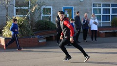 012 Stanah Move and Learn (fleetwoodtownfc) Tags: community danny andrew josh morris stanah primary school move learn