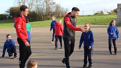 013 Stanah Move and Learn (fleetwoodtownfc) Tags: community danny andrew josh morris stanah primary school move learn