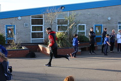 IMG_8145 (fleetwoodtownfc) Tags: community danny andrew josh morris stanah primary school move learn