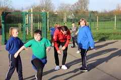 IMG_8148 (fleetwoodtownfc) Tags: community danny andrew josh morris stanah primary school move learn