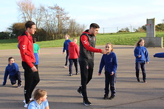IMG_8154 (fleetwoodtownfc) Tags: community danny andrew josh morris stanah primary school move learn