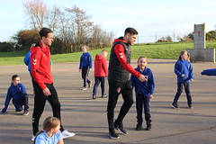 IMG_8155 (fleetwoodtownfc) Tags: community danny andrew josh morris stanah primary school move learn