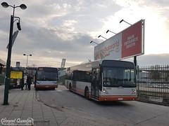 VANHOOL New A330 - 9709 et 8130 - STIB (Clément Quantin) Tags: bus autobus standard urbain ligne van hool vanhool newa330 eev 9709 546bqn €4 8130 ywn801 stib réseau région bruxellescapitale bruxelles brussels stibbus stibbus84 ligne84 stibbus88 ligne88 heysel