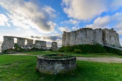 Château Gaillard (munik27) Tags: chateau gaillard normandy normandie les andelys château fort nikon z6 tokina 1628 28 atx pro mm