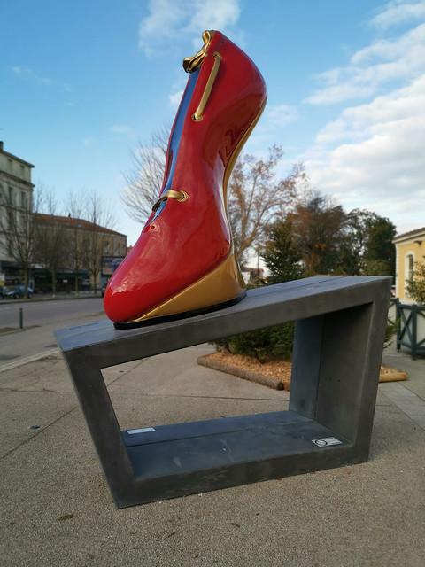 Chaussure sans talon