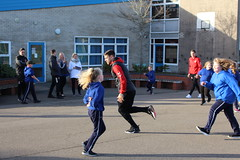 IMG_8141 (fleetwoodtownfc) Tags: community danny andrew josh morris stanah primary school move learn