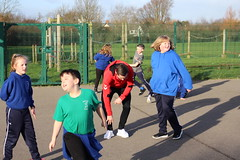 IMG_8149 (fleetwoodtownfc) Tags: community danny andrew josh morris stanah primary school move learn