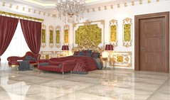Bed 5 FF 01 (iqbalsheikh89) Tags: 3drendering 3d iqbalsheikh twitter rendering realestate residentail architecture interiordesign interior house instagram design home model photorealistic bed bedroom bedwall classical modern spanish