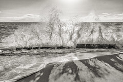 Tanzendes Wasser (Northside-Images) Tags: sylt hörnum leicacl