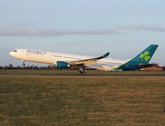 Aer Lingus                                        Airbus A330                                 EI-ELA (Flame1958) Tags: 1478 aerlingus aerlingusa330 aerlingusnewlivery aerlinguslivery aerlinusnewcolours aerlingusnewcolors airbusa330 airbus a330 330 vacation holiday ireland dub eidw dublinairport 040220 0220 2020 eiela