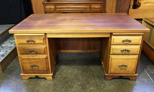 Oak Executive Desk ($246.40)