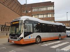 VOLVO 7900 Hybrid - 9409 - STIB (Clément Quantin) Tags: bus autobus standard hybride urbain ligne volvo 7900 hybrid 7900hybrid €6 9409 1vfg090 stib réseau région bruxellescapitale bruxelles brussels stibbus heysel