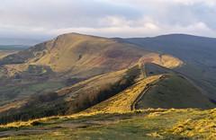 The Great Ridge (l4ts) Tags: landscape derbyshire peakdistrict darkpeak thegreatridge losehill mamtor goldenhour sunrise edale hopevalley backtor barkerbank