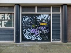 Tags (oerendhard1) Tags: graffiti streetart urban art rotterdam oerendhard throw ups tags illegal vandalism noord