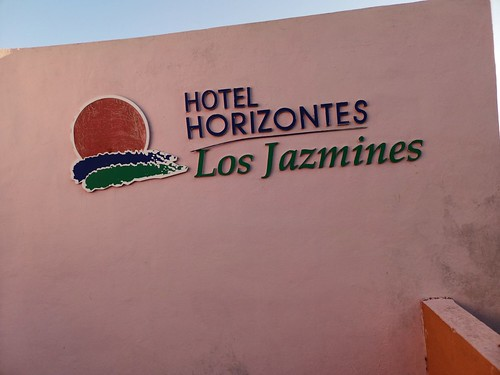 Hotel Name where I stayed