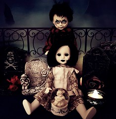 (claudine6677) Tags: ldd living dead dolls mezco wolfgang coalette death livingdeaddoll