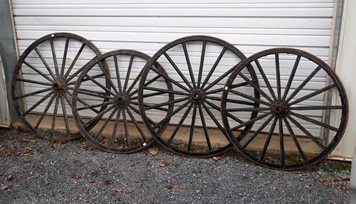 Wagon Wheels ($134.40)