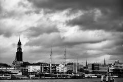 Hamburg (wolfgang.brinken) Tags: germany deutschland hamburg harbour water wolfgang brinken sony blackwhite