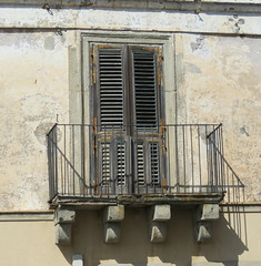 Godfather tour  #30 (jimsawthat) Tags: architecture architecturaldetails balcony village forzadagro sicily italy godfathertour