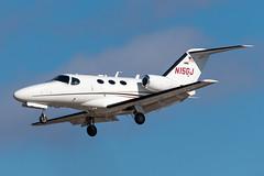 N15GJ Citation 510-0200 KPTK (CanAmJetz) Tags: n15gj cessna citation 5100200 kptk ptk bizjet aircraft airplane nikon mustang