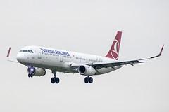 TC-JST | Turkish Airlines | Airbus A321-231(WL) | CN 6682 | Built 2015 | DUB/EIDW 24/01/2020 (Mick Planespotter) Tags: avion aviation avgeek flugzeuge aircraft airport dublinairport collinstown 2020 a321 321 plane planespotter airplane aeroplane flight spotter nik sharpenerpro3 tcjst turkish airlines airbus a321231wl 6682 2015 dub eidw 24012020 canon eos 80d