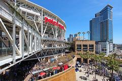 Petco Park - San Diego, California (russ david) Tags: petco park san dieg california ca baseball stadium architecture travel mlb padres march 2019