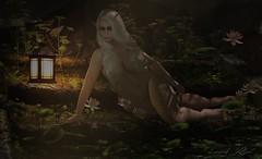 Egil Saga (Vanjah Rajal) Tags: bento fantasy sl secondlife elf cosplay doux catwa twc dark