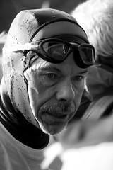 Nageur de l'extrême (laulida) Tags: course nage natation swimrun telethon ultramarin mer sea froid cold hiver winter sport portrait