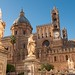 Cathedral of Palermo on the Italian island of Sicily