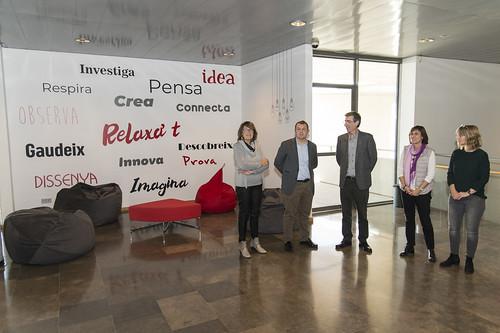 Espai Relaxa't - Biblioteca Jaume Porta
